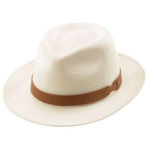 Kaminski XY Hand woven genuine Panama straw hat